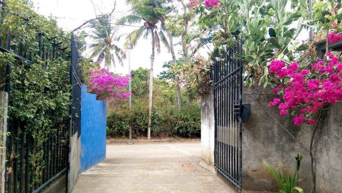 Managua Toreinfahrt